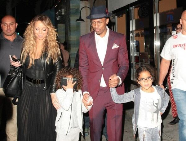 Diva nhạc Pop liên tục cùng chồng cũ đưa hai con đi chơi những ngày gần đây khiến dư luận dấy lên tin đồn cặp đôi này tái hợp