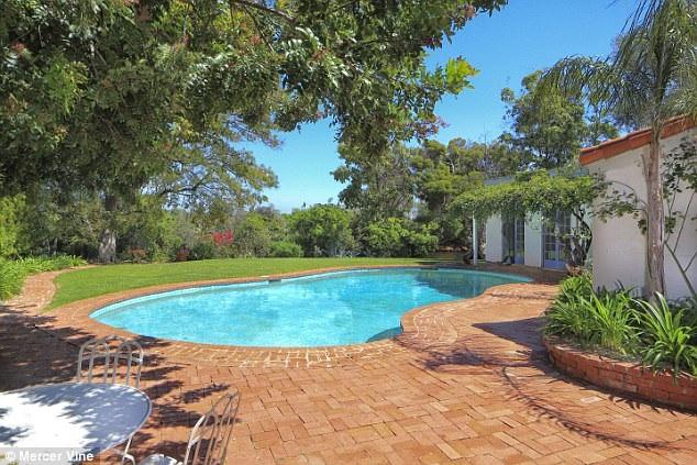 Gần đây ngôi nhà từng được bán vào năm 2012 với giá 5,1 triệu đô la