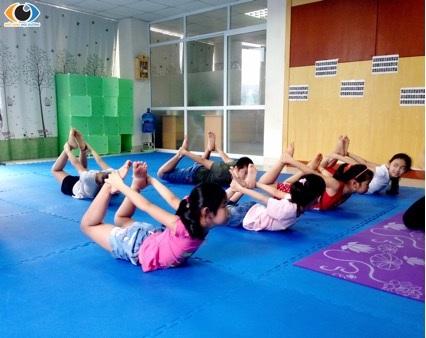 Luyện mắt theo phương pháp yoga giúp cải thiện thị lực, tăng cường sức khỏe cho trẻ