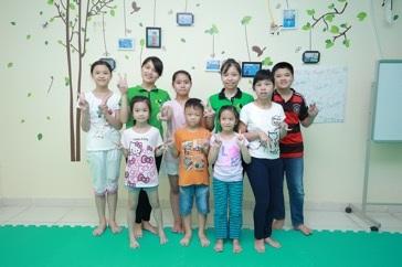 Nhiều em nhỏ đã phục hồi thị lực nhờ Mắt sáng học đường