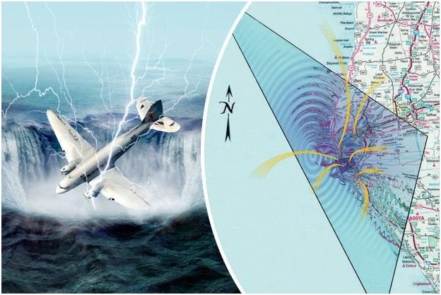 Nguyên nhân thật sự cho các vụ mất tích ở Tam giác quỷ Bermuda - 1