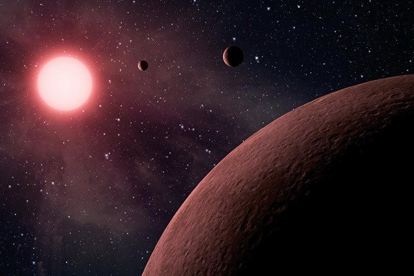 Mặt trăng ngoại hành tinh được phát hiện nhờ vào kính thiên văn Kepler của NASA.