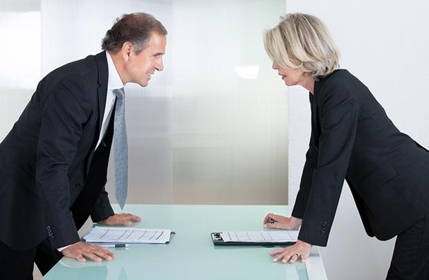 4 cách giải quyết mâu thuẫn trong công việc - 1