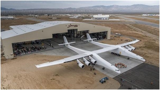 Chiêm ngưỡng chiếc máy bay lớn nhất thế giới - 1