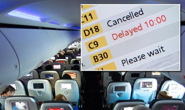 Muôn vài lý do khó hiểu khiến các chuyến bay bị trễ giờ, hoãn chuyến