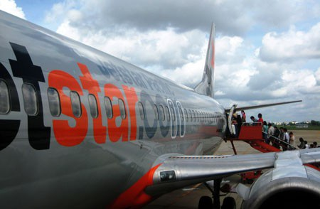 Hai vợ chồng hành khách đánh nhau trên máy bay có thể bị cấm vận chuyển bằng đường hàng không
