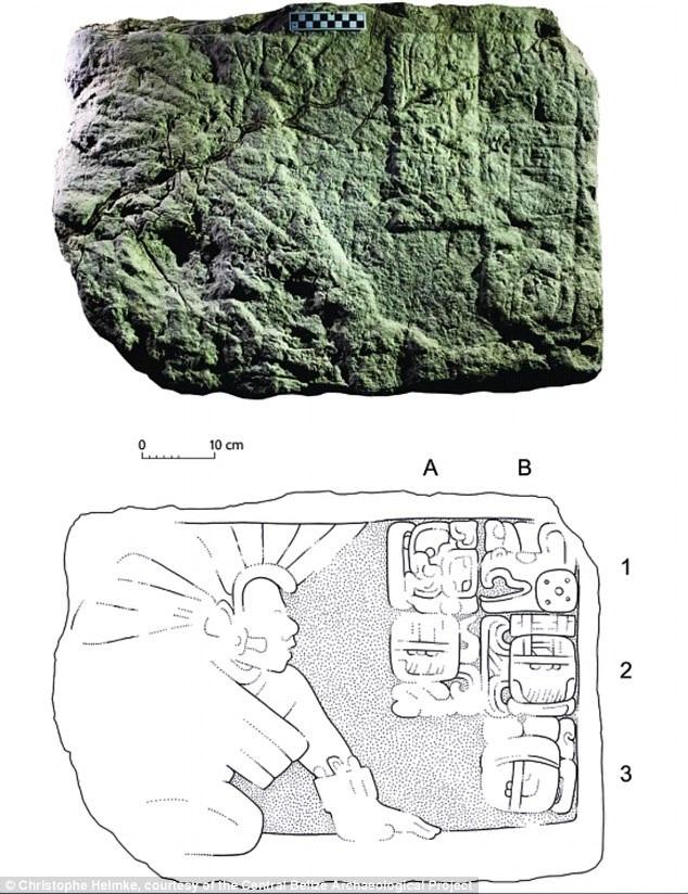 """Phiến đá cổ nghìn năm tuổi lưu giữ sự thật về phong tục """"rợn người"""" - 1"""