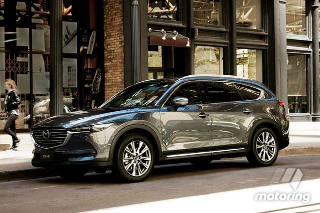 Mazda CX-8 bắt đầu cuộc chơi - 2
