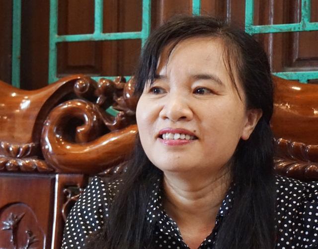 Chị Trần Thị Việt Hà: Niềm vui này quá lớn!