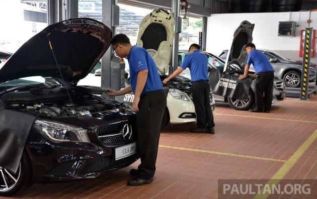 Singapore: Xe sửa ở gara không chính hãng vẫn được bảo hành - 1