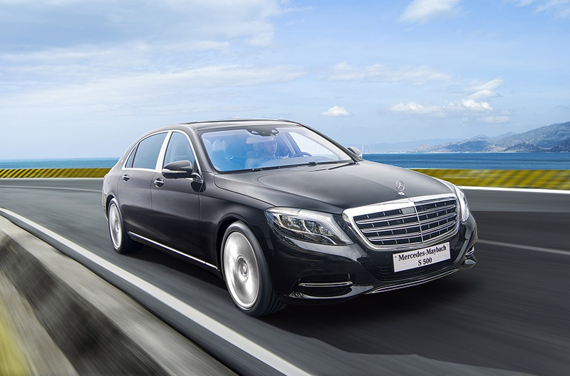 Mercedes-Benz đưa Maybach S400 và Maybach S500 về Việt Nam - 2
