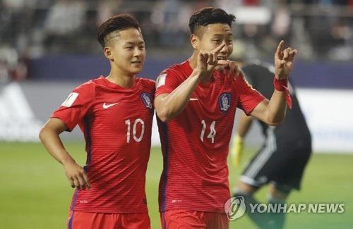 Hai Messi Hàn Quốc tỏa sáng rực rỡ ở giải World Cup U20