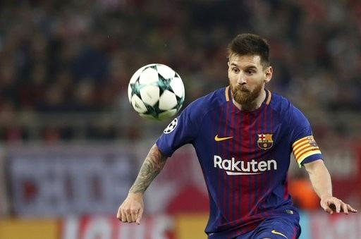 Messi thi đấu thăng hoa ở mùa giải này