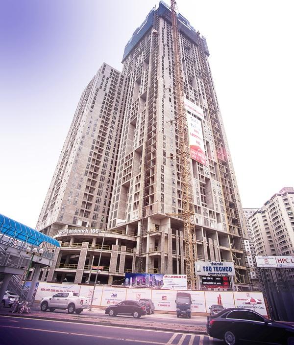 HPC Landmark 105 - Dự án căn hộ cao cấp được nhiều nhà đầu tư mua cho thuê