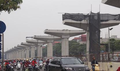Nhiều dự án dọc Quốc lộ 32 đang được hưởng lợi từ tuyến Metro Nhổn - ga Hà Nội