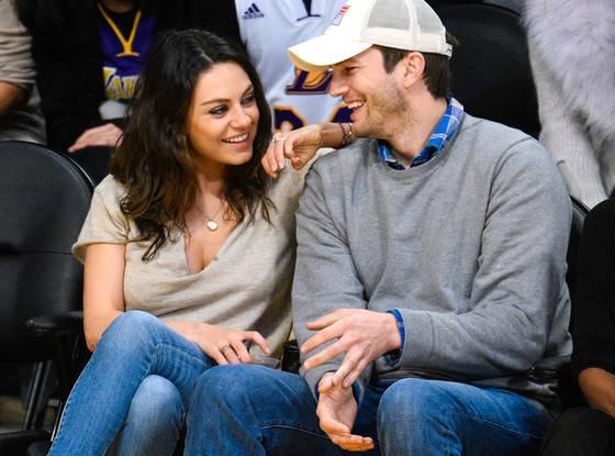 Mila Kunis và Ashton Kutcher hạnh phúc bên hai thiên thần nhỏ sau 2 năm kết hôn.