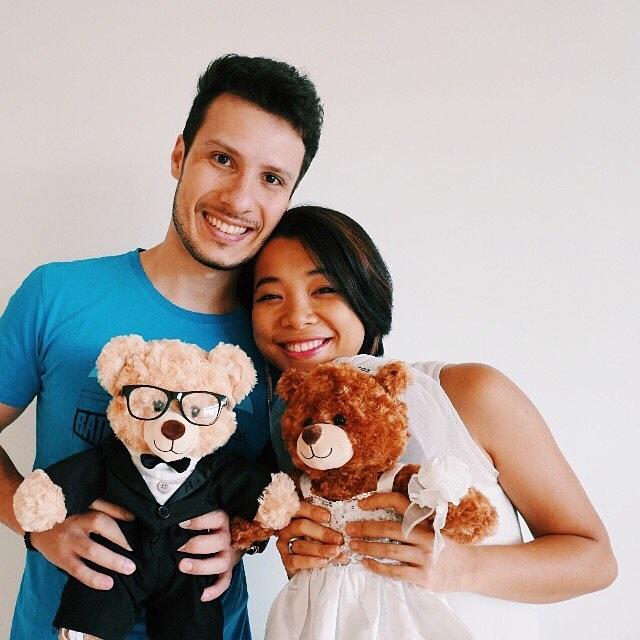 Chàng trai Brazil Rafael và tình yêu với cô gái Việt tài năng Milena Nguyễn.