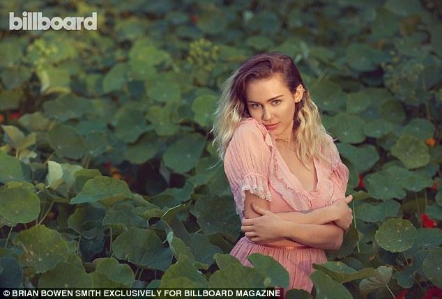 Miley đang thay đổi theo chiều hướng tốt từ khi cô tái hợp với Liam Hemsworth.