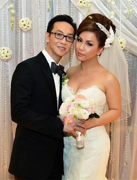 Minh Tuyết và ông xã đã quen nhau 17 năm.