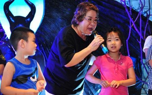 Nghệ sỹ Minh Vương sẽ trở lại với thiếu nhi Thủ đô bằng vai diễn đầy hài hước và mới mẻ. Ảnh: TL.
