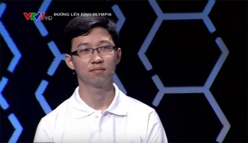 Phan Đăng Nhật Minh - nam sinh đến từ Quảng Trị