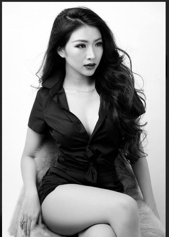 Nhà thiết kế Ngọc Anh Sally - Phạm Ngọc Anh