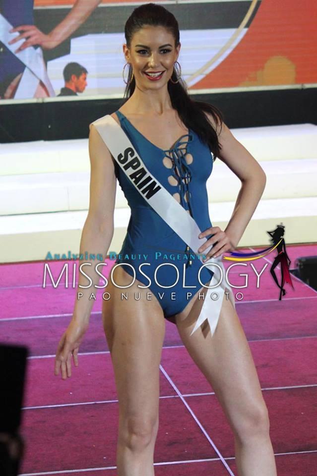 Hoa hậu Tây Ban Nha