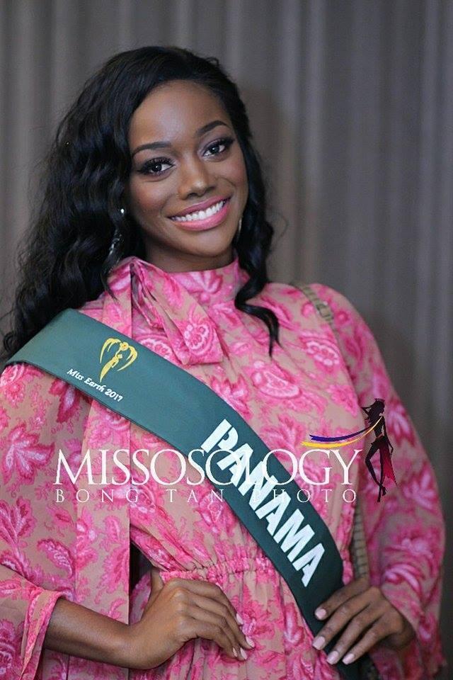Thí sinh của Panama nằm trong top 5 Hoa hậu Trái đất 2017 do Missosology bình chọn.