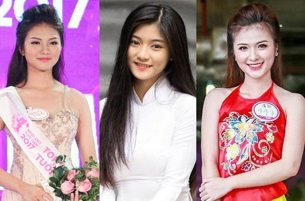 Chuyện chưa kể về gia đình, tình cảm của 3 cô gái xuất sắc nhất Miss Teen 2017 - 1