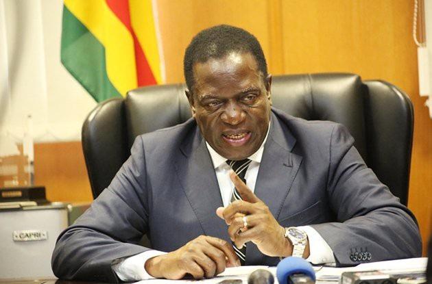 Ông Emmerson Mnangagwa (Ảnh: CPC)