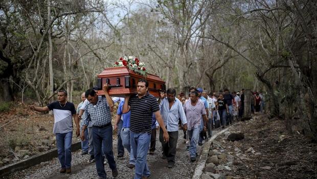 Khu một bí mật với hơn 250 thi thể mới được tìm thấy ở Mexico