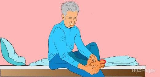 """""""Giải cứu"""" chứng bệnh móng chân quặp - 1"""