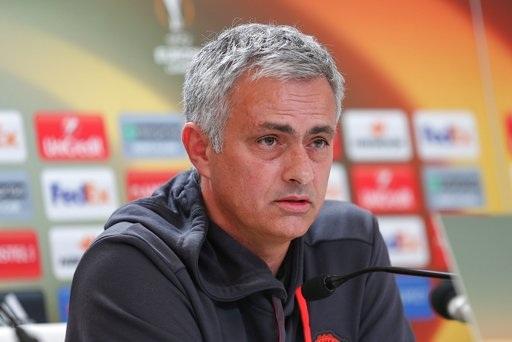 Mourinho đang hướng tới trận chung kết Europa League cùng MU