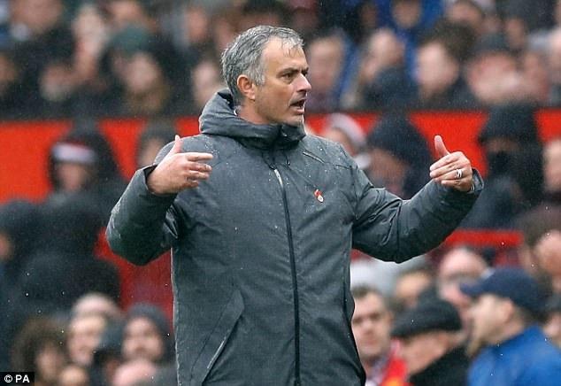 Đội bóng của Mourinho thực sự đáng sợ ở thời điểm cuối trận