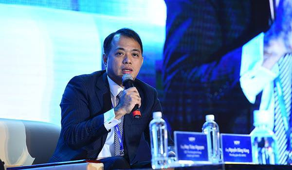 Ông Nguyễn Đăng Hùng - Phó tổng giám đốc Napas
