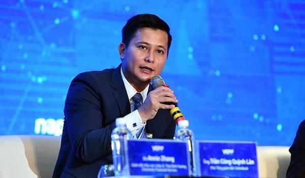 Ông Trần Công Quỳnh Lân - Phó tổng giám đốc VietinBank