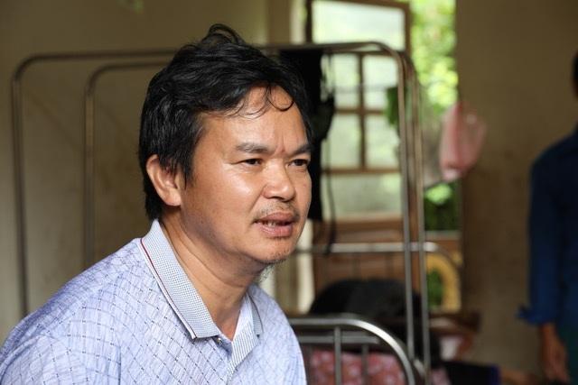 Ông Phạm Xuân Thanh nhớ lại khoảnh khắc kinh hoàng khi bị cơn lũ cuốn trôi