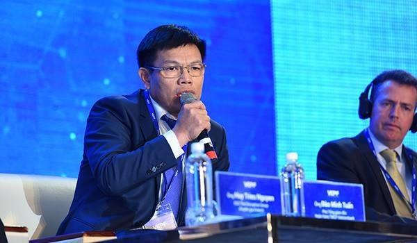 Ông Đào Minh Tuấn - Phó tổng giám đốc Vietcombank