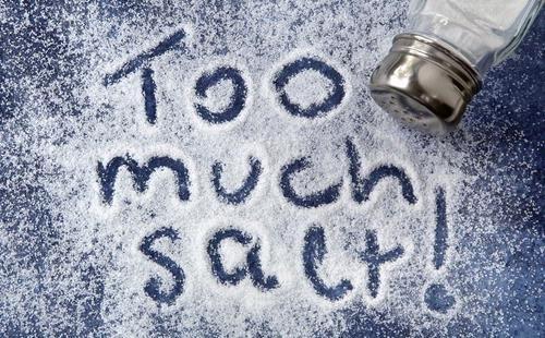 Ăn nhiều muối tăng nguy cơ mắc bệnh tiểu đường - 1