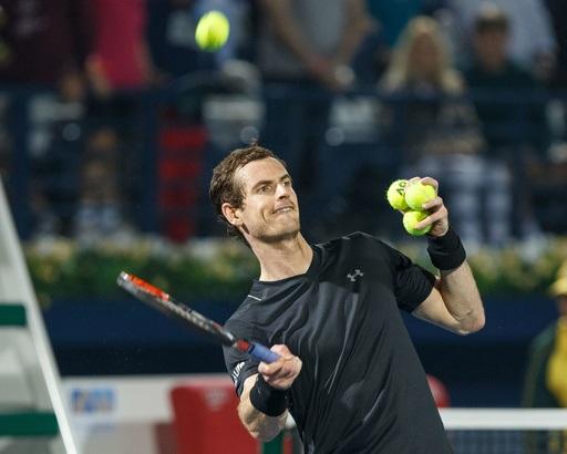 Andy Murray tiếp tục là ứng viên sáng giá nhất cho chức vô địch
