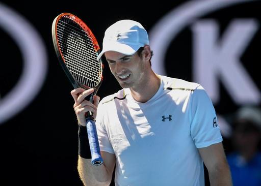 Murray khá vất vả cho trận đấu mở màn