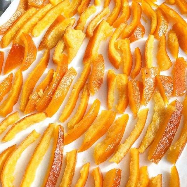 9 lợi ích sức khỏe khi ăn vỏ cam - 2