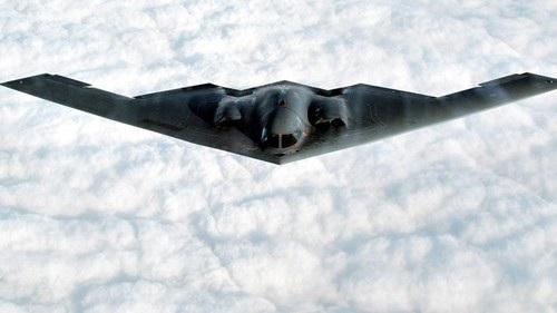 Chiến đấu cơ B-2 của quân đội Mỹ. Ảnh: Reuters.