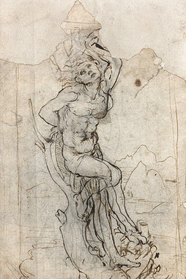Năm 2016, một bức phác họa được giới chuyên môn khẳng định là do thiên tài người Ý Leonardo da Vinci thực hiện đã được tìm thấy ở Paris. Bức vẽ nằm trong một tập tranh phác họa cổ được mang tới nhà đấu giá Tajan để thẩm định giá trị. Chủ nhân của tập tranh là một bác sĩ về hưu. Hiện bức phác họa này được ước tính có giá 15 triệu euro (gần 362 tỷ đồng).