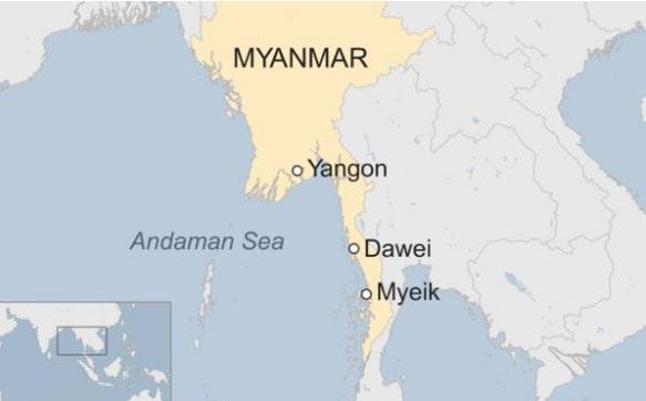 Máy bay mất tích khoảng 29 phút sau khi cất cánh. (Đồ họa: BBC)