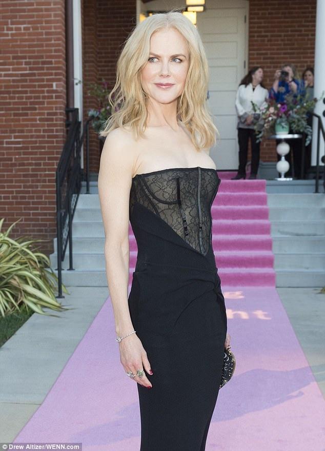 Nicole Kidman hiếm khi nhận lời đóng phim truyền hình và vì thế, sự xuất hiện của cô trong bộ phim truyền hình Big Little Lies được khán giả rất quan tâm