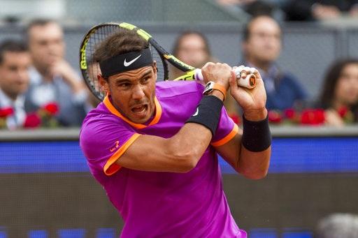 Nadal đang dần bắt nhịp tốt với Madrid Open