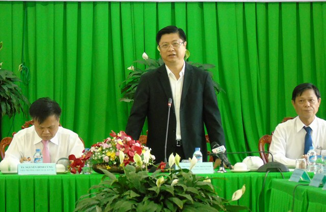 Ông Trương Quang Hoài Nam - Phó chủ tịch UBND TP Cần Thơ cho biết, có rất nhiều nhà đầu tư nước ngoài đến Cần Thơ nghiên cứu, tìm hiểu nhưng cuối cùng rất ít doanh nghiệp đậu lại