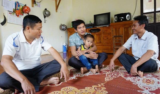 Thay đổi nhận thức, tư tưởng, quan niệm của đàn ông là yếu tố quan trọng trong việc xây dựng các câu lạc bộ không sinh con thứ 3 ở các bản làng xã biên giới Thông Thụ