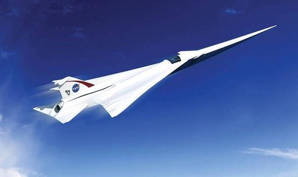 """Máy bay """"Concorde 2"""" có thể bay từ London đến New York trong vòng ba giờ - 1"""